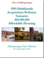 City of Albuqueruque Multifamily Refinance